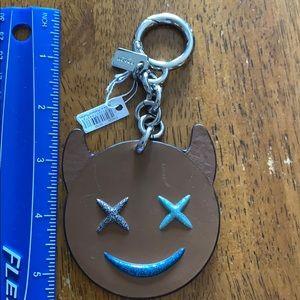 Coach frisky key chain